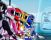 Go Go Power Rangers.