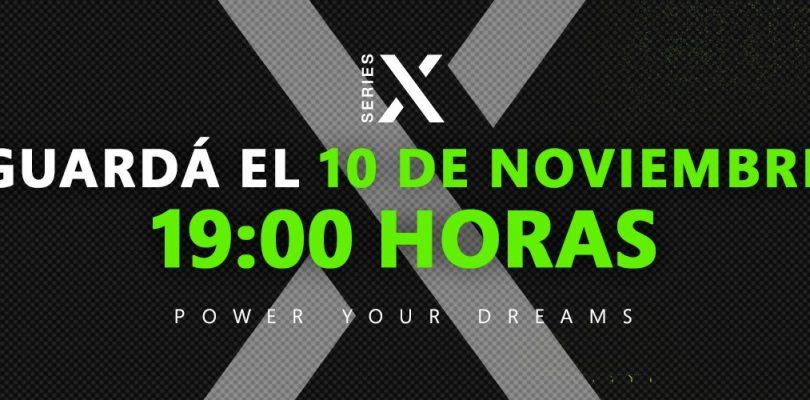 Hoy a las 19:00 Xbox celebra el lanzamiento de Series X|S con un festival local.