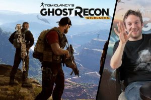 Tom Clancy's Ghost Recon: Wildlands Entrevista