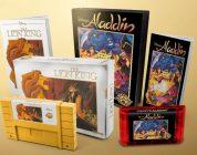 Se lanzarán versiones retro del relanzamiento de Aladdin y The Lion King.