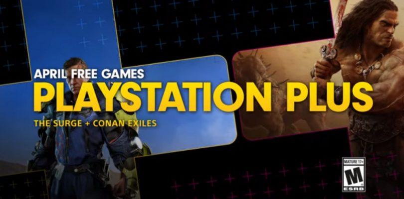 Playstation presenta los juegos de Playstation Plus de abril