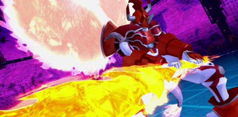 Nuevos personajes para Digimon Cyber Sleuth.