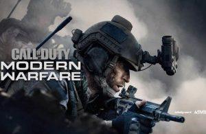 Nuevos trailers de Call of Duty: Modern Warfare.