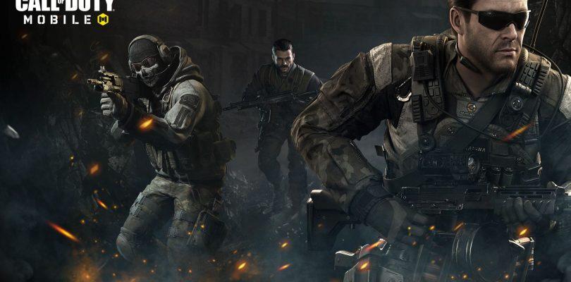 Call of Duty Mobile saldrá el primero de octubre.