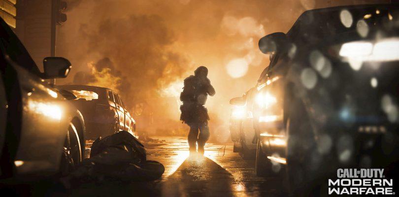 Call of Duty Modern Warfare será el próximo juego de la franquicia.
