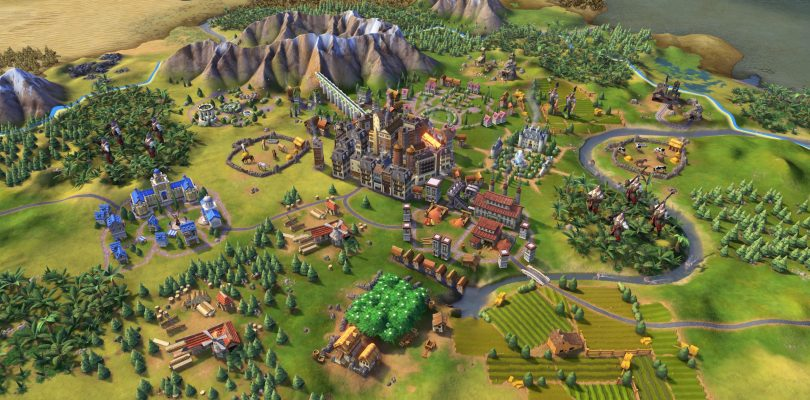 Civilization VI gratis en Epic Store.