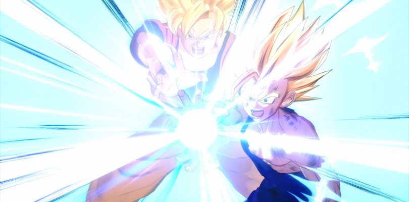 El opening del nuevo Dragon Ball Z: Kakarot combina nostalgia con nuevas tecnologías