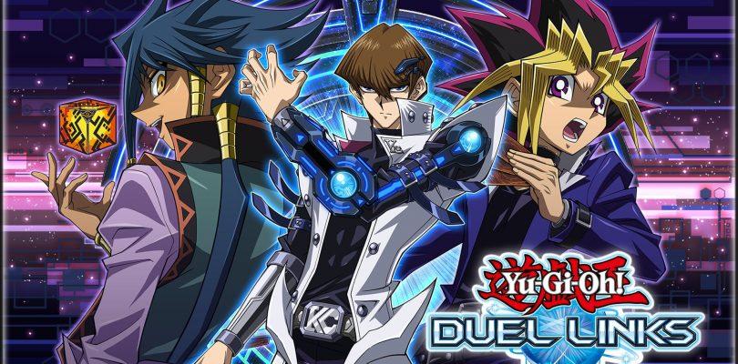 Yu-Gi-Oh! Duel Links recibe contenido basado en la última película de Yu-Gi-Oh!