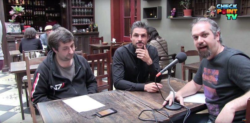 Entrevista a Dino Patti (Limbo – Inside) – con subtítulos en español