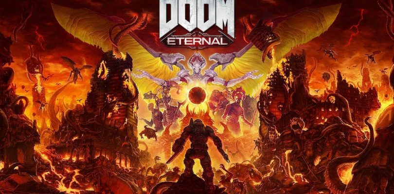 Doom Eternal demorado hasta marzo de 2020.