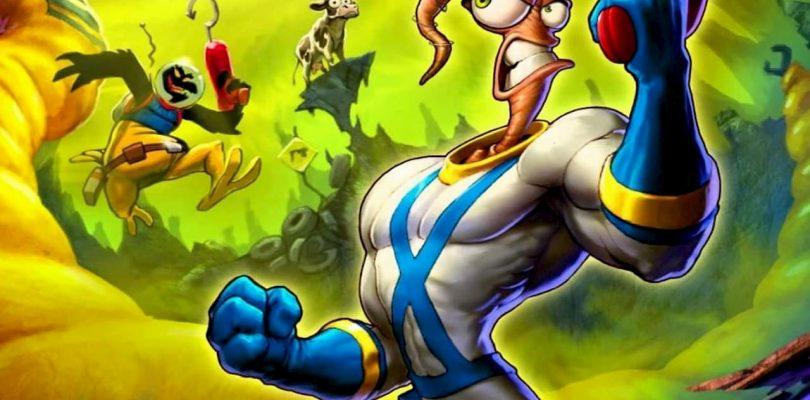 Luego de 25 años se encuentra en desarrollo un nuevo Earthworm Jim, de los buenos.