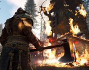 For Honor festeja su lanzamiento con un trailer 360.