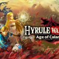 Nintendo anuncia Hyrule Warriors: Age of Calamity