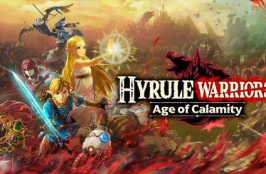 Nintendo anuncia Hyrule Warriors: Age of Calamity