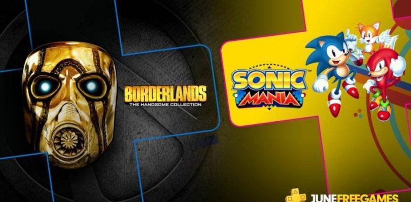 Anunciados los juegos de Playstation Plus en junio.