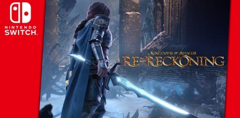 Kingdoms of Amalur: Re-Reckoning llegará a Nintendo Switch