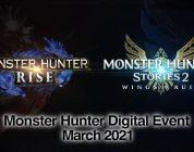 Nuevo evento digital sobre Monster Hunter.