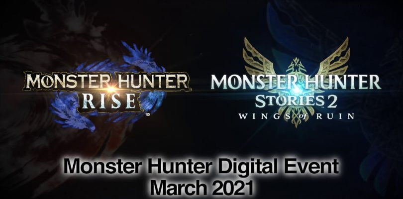 Nuevo evento digital sobre Monster Hunter.