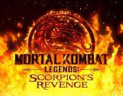 Primer trailer de la serie animada de Mortal Kombat que llegará en 2020.