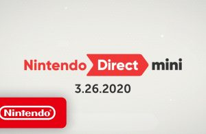 Nintendo sorprende con una Direct Mini.