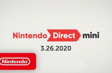 Nintendo sorprende con una Direct Mini.