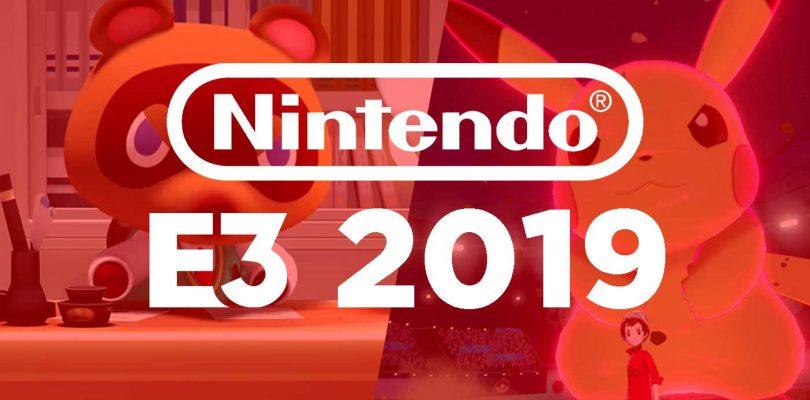 [E3] Resumen de la presentación de Nintendo.