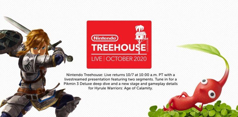 Nintendo muestra más de Pikmin 3 Deluxe y Hyrule Warriors: Age of Calamity