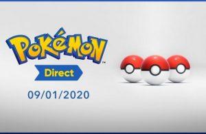 Nintendo anunció novedades en una Pokémon Direct.