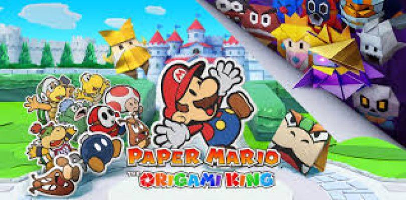 Se anunció un nuevo Paper Mario para Switch.