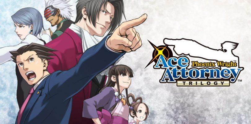 Phoenix Wright: Ace Attorney Trilogy entra en sesión en Switch, PS4, Xbox One y PC.