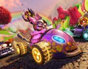 Crash Team Racing Nitro-Fueled suma modo de personalización.