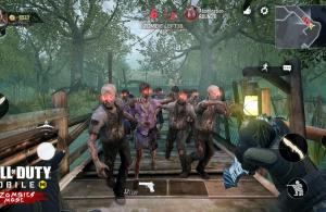 El modo zombies llega a Call of Duty Mobile.