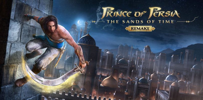 Se retrasó indefinidamente Prince of Persia: The Sands of Time Remake.