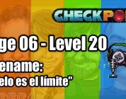 "Stage 06 – Level 20 – Codename: ""El cielo es el límite"""