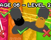 "Stage 06 – Level 29 – Codename: ""Barbus Pointum"""