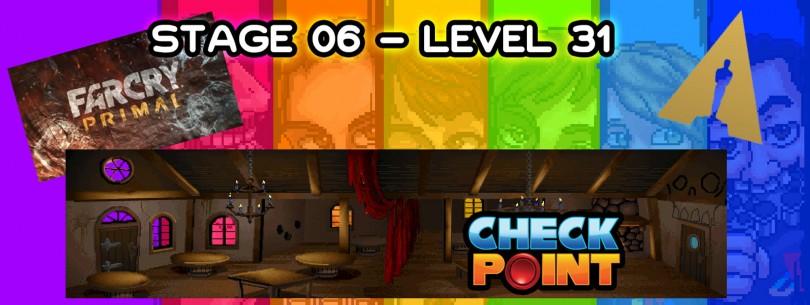 """Stage 06 – Level 31 – Codename: """"No estamos vivos"""""""