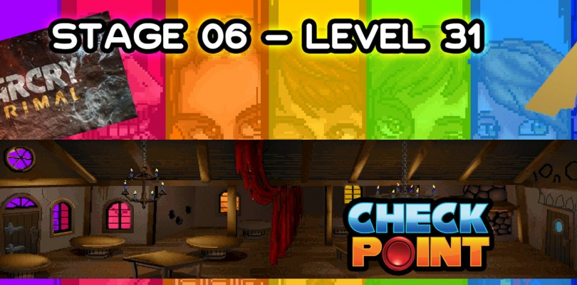 "Stage 06 – Level 31 – Codename: ""No estamos vivos"""
