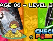 "Stage 06 – Level 33 – Codename: ""Videojuegos y favores sexuales"""