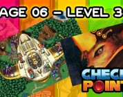 "Stage 06 – Level 34 – Codename: ""Gatillando por el tiempo"""