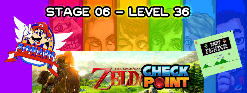 """Stage 06 – Level 36 – Codename: """"CheckpointFest 2015"""""""