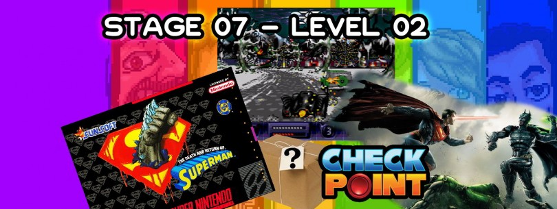 "Stage 07 – Level 02: ""Santos super concursos, Batman"""