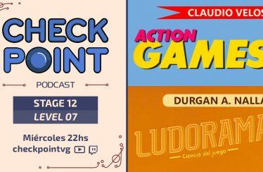 """Stage 12 – Level 07: """"Taku es Forrest Gump"""""""