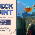 """Stage 12 – Level 14: """"Rayton and Clonk"""""""