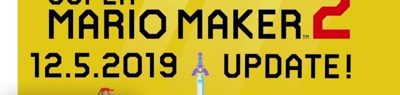Super Mario Maker 2 recibirá esta semana una actualización gratuita de contenido.