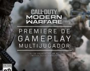 Call of Duty: Modern Warfare mostrará su multiplayer online en agosto.