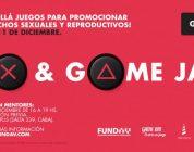 ¡Comenzó la Sex-y Game Jam!