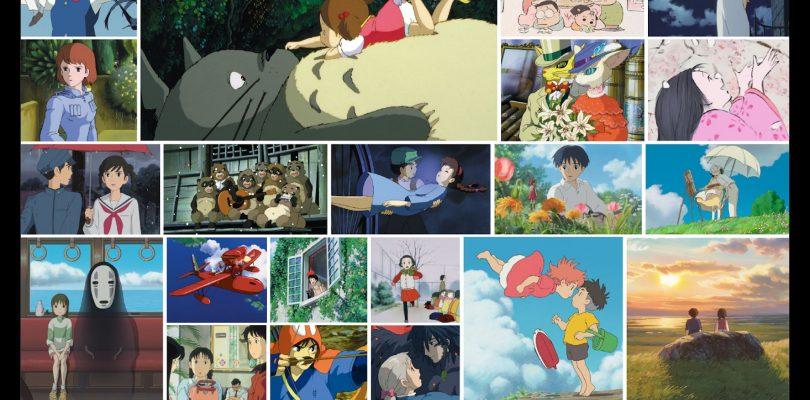 Luego del estreno de Ni No Kuni, Netflix anuncia la incorporación de películas de Ghibli.
