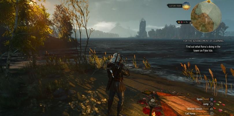 Anunciado el último DLC gratuito de The Witcher 3.