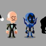Nuevos personajes de DC llegan al juego Minititanes.