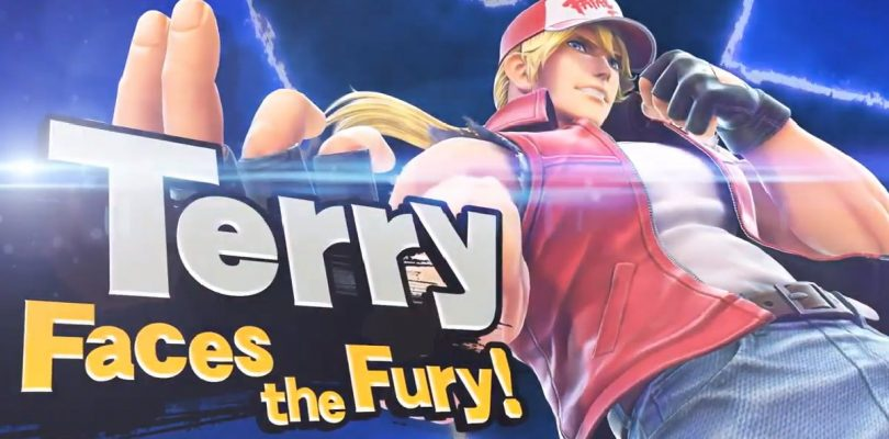 Terry Bogard ya está disponible en Super Smash Bros. Ultimate.